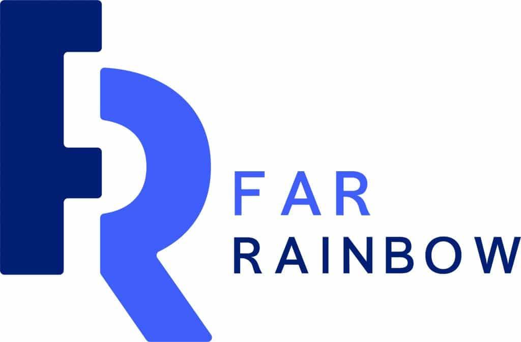 Far Rainbow Main Logo